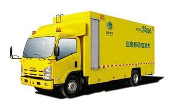 电源车柴油发电机组